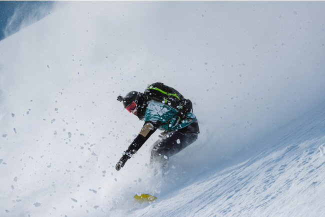 世界的ライダーが魅せるエクストリームな滑りは必見。