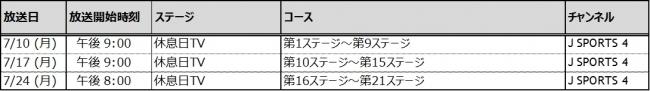 放送予定2
