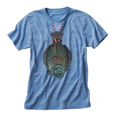 カレイPhone Tシャツ