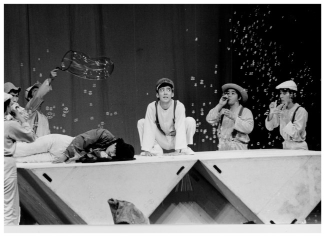 「ブンナよ、木からおりてこい」(1980年・劇団青年座)