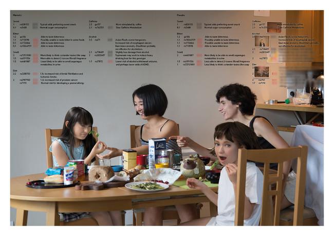 「(不)可能な子供、01朝子とモリガの場合」(2015年)