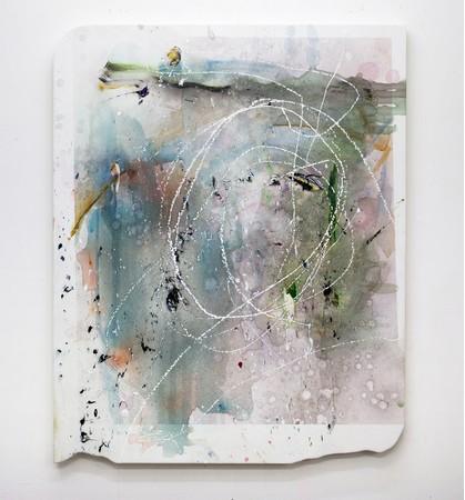 "Masaki Okuten ""The Umbrellas Cherbourg"" 100x80.3cm"