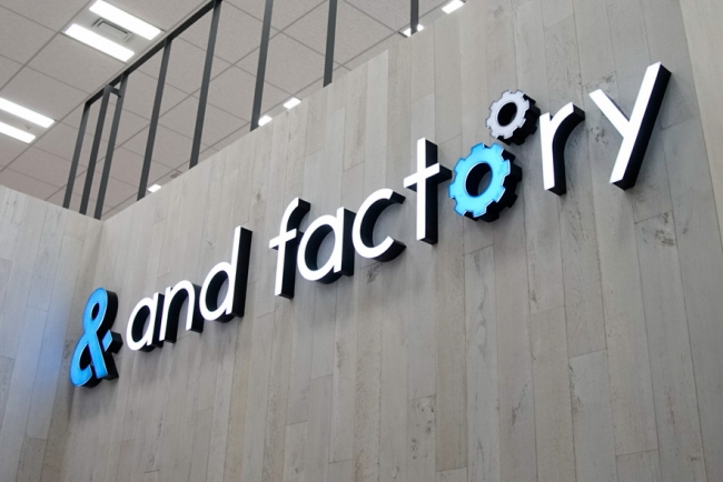 &and factory_logo