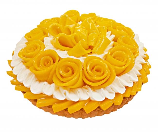 宮崎県産完熟マンゴーのケーキ