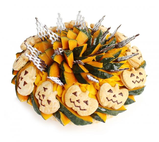 ジャックオーランタン~かぼちゃのケーキ~[ベース:マスカルポーネ]