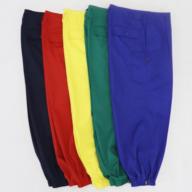 パンツ 各¥6,352(税込)