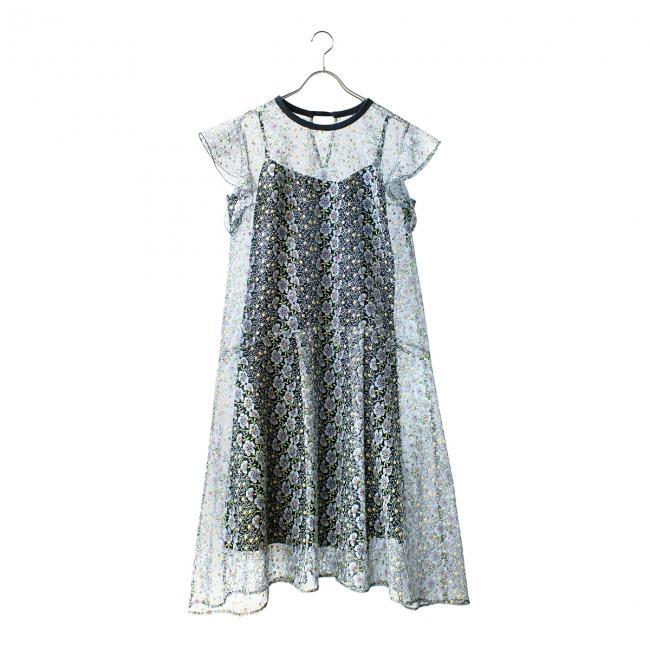 ドレス ¥36,720(税込)*1月25日(金)発売