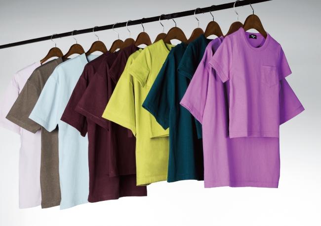 Tシャツ(レディース・メンズ)3,132円、(キッズ)2,052円