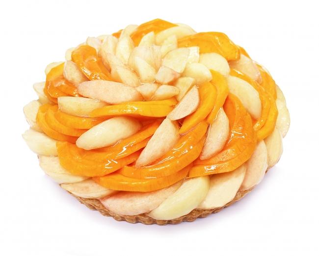 ②山形県産 桃とマンゴー