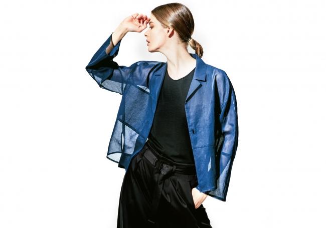 ジャケット 33,000円(税込) カラー:シロ、ブルー、クロ