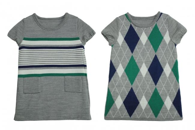 9月27日より発売 ドレス ¥16,200(80~100cm) *税込