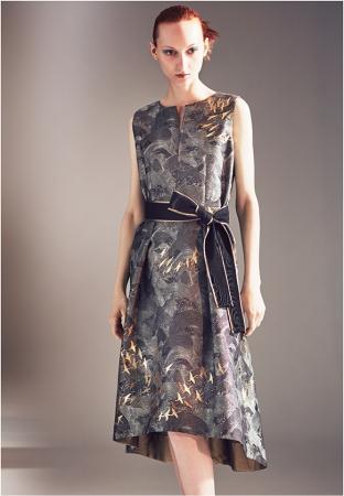 [アルチザン]ドレス ¥97,200(税込)