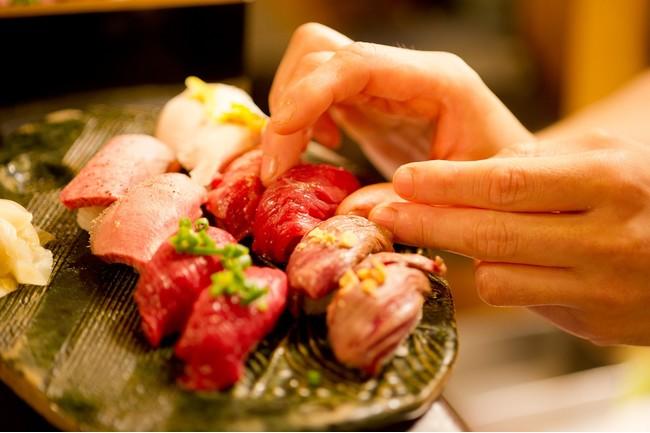 肉寿司イメージ
