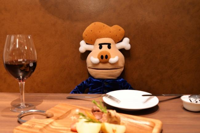 肉ソン大統領イメージ