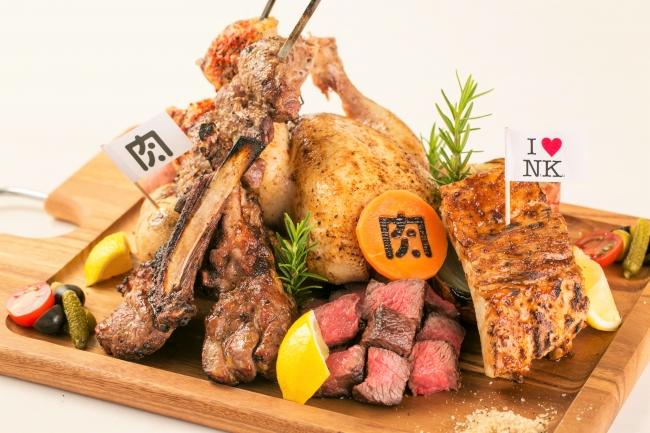 総重量2.9キロ!肉ソン肉肉肉盛りが0円!