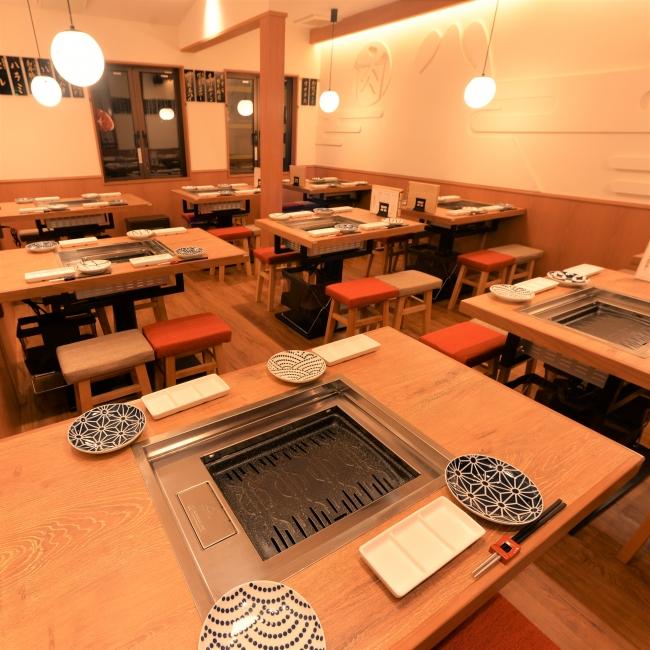 『大宮焼肉寿司』店内イメージ2