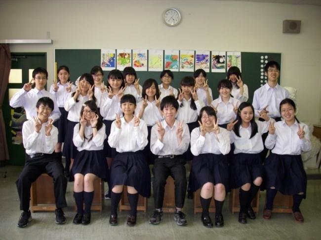 神奈川県立横浜平沼高等学校美術部