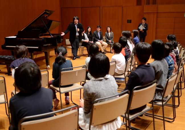 世界で注目の若手ピアニストが横浜みなとみらいホールに集結6