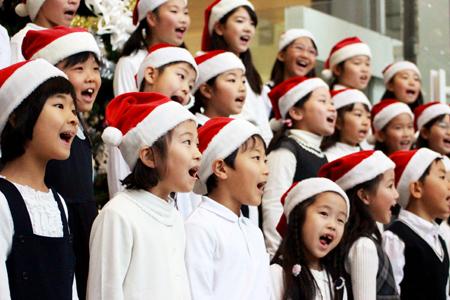 0歳もOK!子ども向けクリスマス特集 in 横浜3