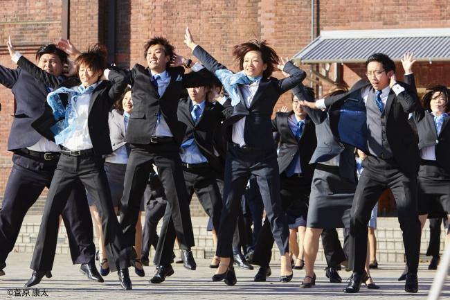 JVCケンウッド社員が踊るオリジナルダンス動画3