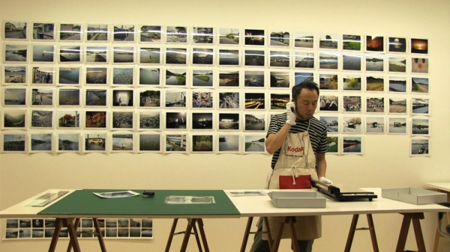 今注目される写真家の展覧会・トークを開催5