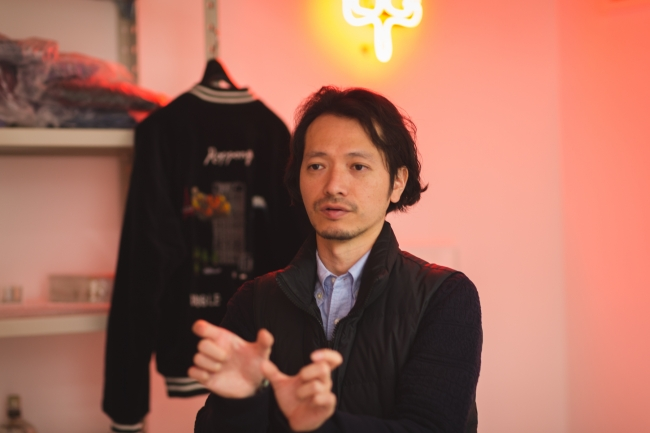 アーカイブを作るーアーティスト、田村友一郎さん4