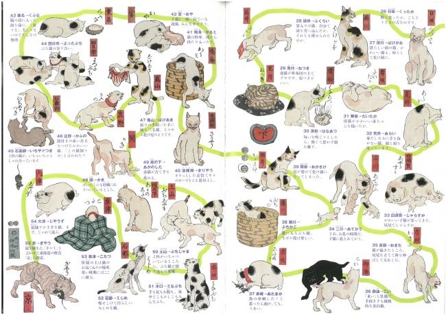 大佛次郎と501匹の猫 猫飼好五十三疋 その2