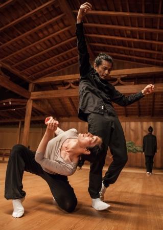 SAYUSA―左右左― 2016年レジデンスの様子(c)Terry Lin