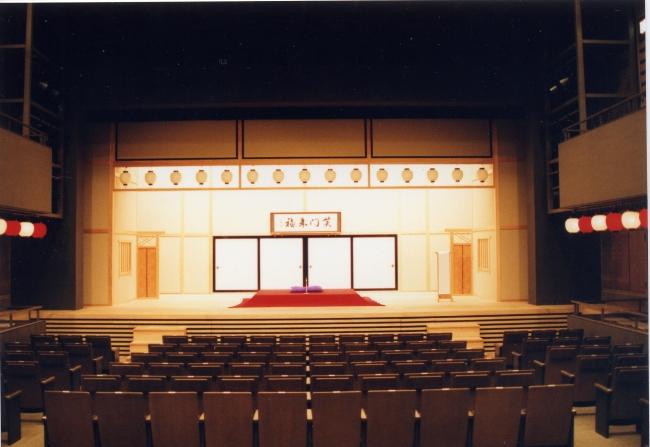 横浜にぎわい座 芸能ホール