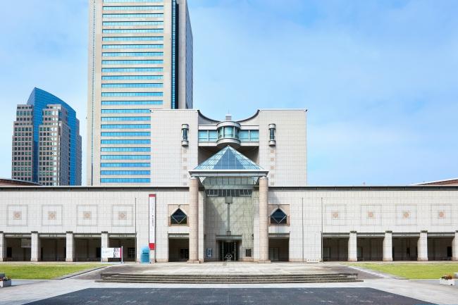 横浜美術館の画像(Photo KASAGI Yasuyuki)