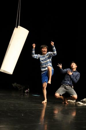 『フリフリ』Photo:Tsukada Youichi