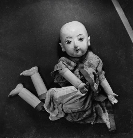 ヴォルス《無題》1933 年(1979 年のプリント) 横浜美術館蔵