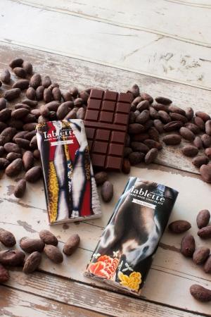 「石内 都 肌理と写真」オリジナルチョコレート1