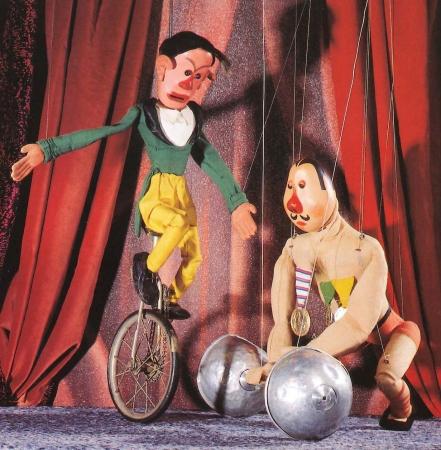 イジー・トルンカ製作の人形