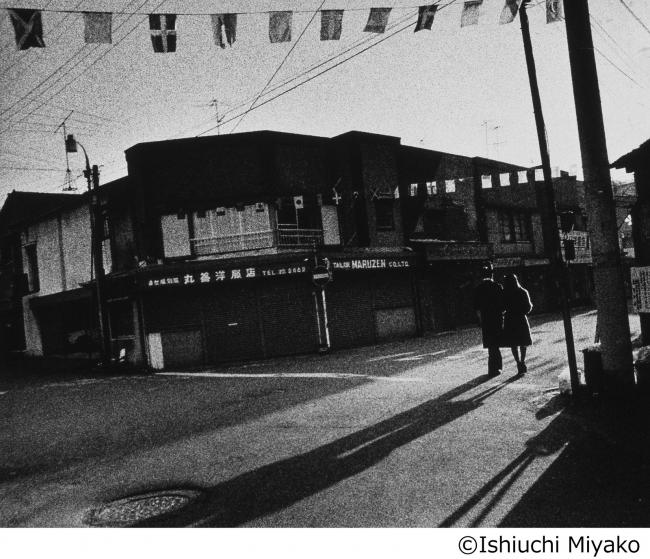 《絶唱、横須賀ストーリー #30 本町》1976-77年 横浜美術館蔵