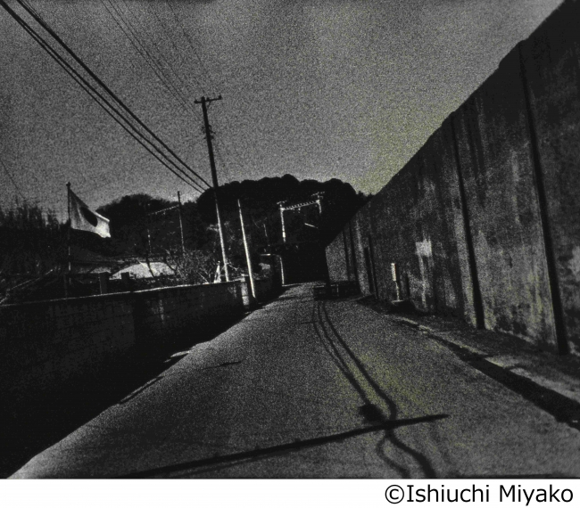 《絶唱、横須賀ストーリー #8 大津町》1976-77年 横浜美術館蔵