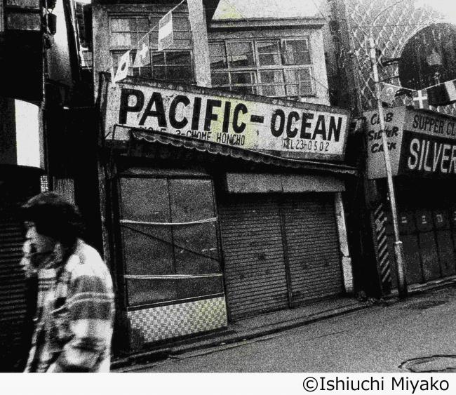 《絶唱、横須賀ストーリー #80 本町》1976-77年 横浜美術館蔵