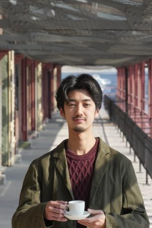 Tomono Shota Photo:Takahashi Keisuke