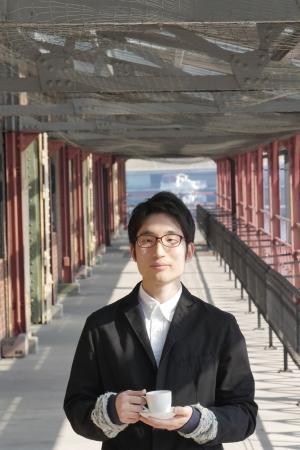 Suzuki Takashi Photo:Takahashi Keisuke