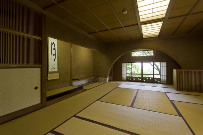 大佛次郎記念館 和室
