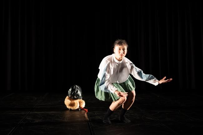 YDC2019受賞作品 大森瑶子『三角コーナーに星がふる』 Photo Tsukada Yoichi