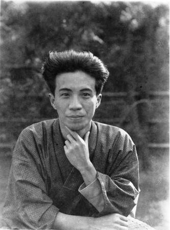 大佛次郎 29歳頃 1925年(大正14) 秋