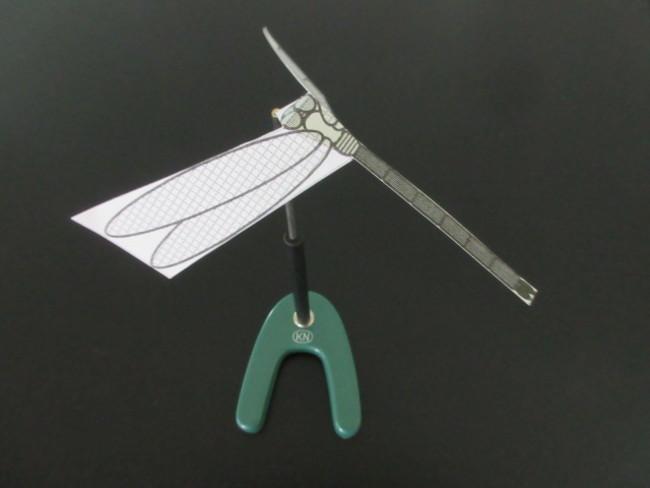 科学工作 バランスとんぼ