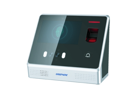 AIディープラーニング生体認証入退室管理システム(型番:GJ-AC605CFR)がクラウド機能対応にver ...