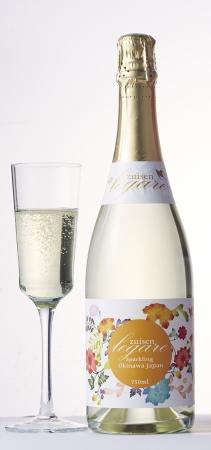 「瑞泉酒造」泡盛スパークリング(パンションフルーツ750ml)2,160円