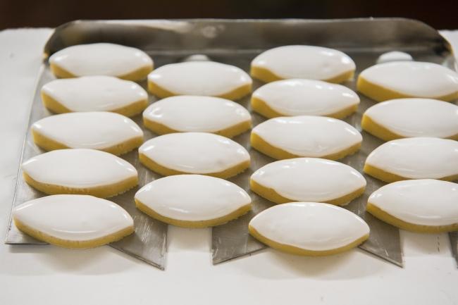 """アーモンド型の""""幸せのお菓子"""" 「アルノ・スベラン」 カリソン プレーン (12個入り)2,970円"""