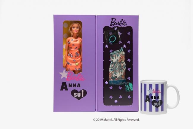 每个21,600日元的芭比娃娃(4种类型,带一个杯子)