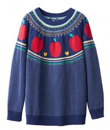 「モドクロス」セーター (13・15・17・19・23号) 12,100円