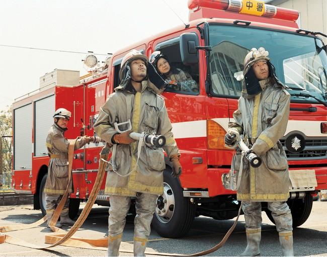 「浅田家」消防士 2006年