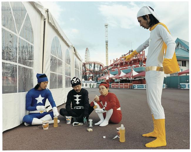 「浅田家」4レンジャー 2004年